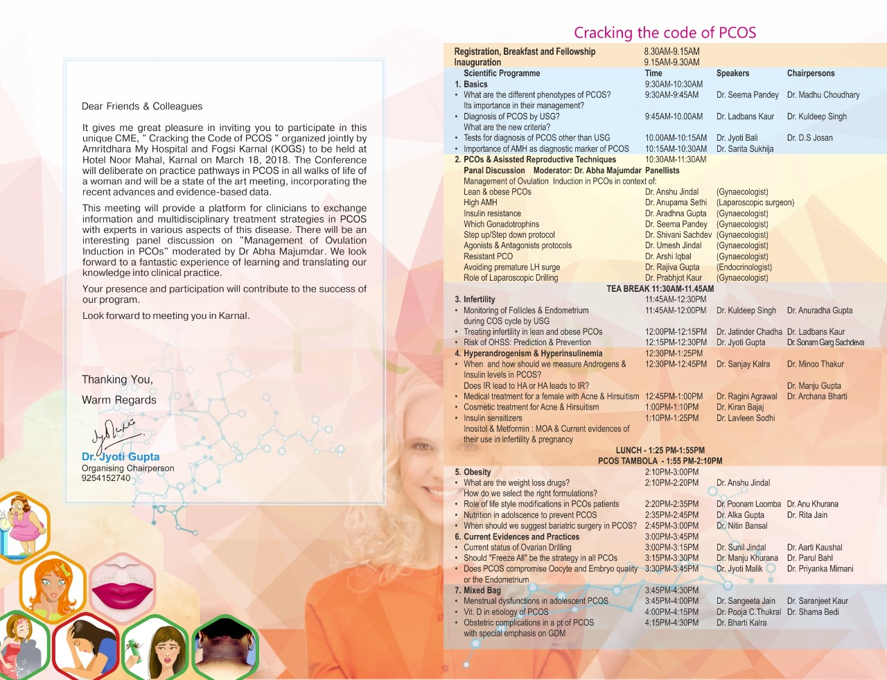 CME Events by Dr Shivani Sachdev Gour